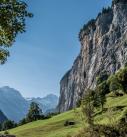 Tagesausflug: Lauterbrunnen, ins Tal der Wasserfälle