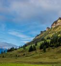 Justistal – das Tal zwischen dem Sigriswilergrat und Güggisgrat – der Klang von röhrenden Hirschen