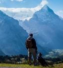 Grindelwald Wanderausflug: First zu grosser Scheidegg und runter ins Tal – Zwischen Himmel und Bergen