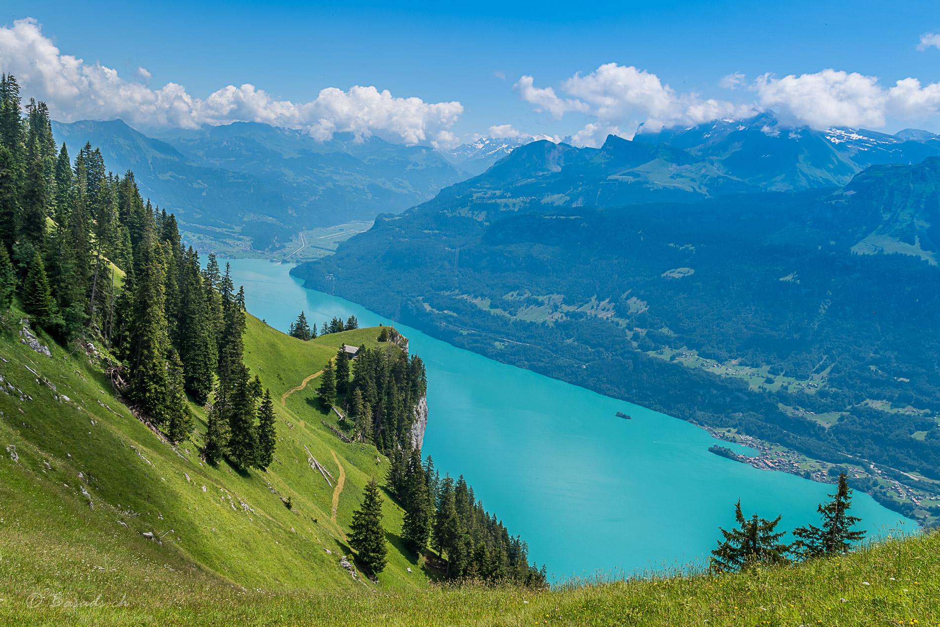 Brienzergrat – Spektakuläre Wanderung in den Berner Alpen: Habkern, Alp Lombach, Augstmatthorn und nach Harder Kulm
