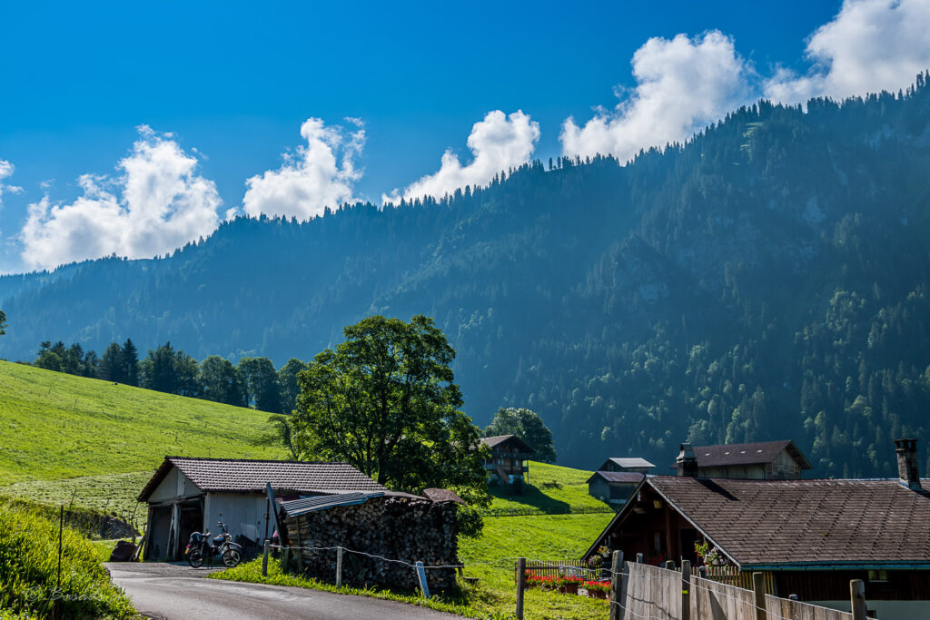Habkern nach Augstmatthorn – Brienzergrat Wanderung