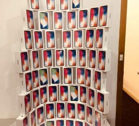 PayPal/Überweisung Apple iPhone X Samsung S9+ Huawei P20 Sony Xperia XZ2 und andere Großhandelspreisen