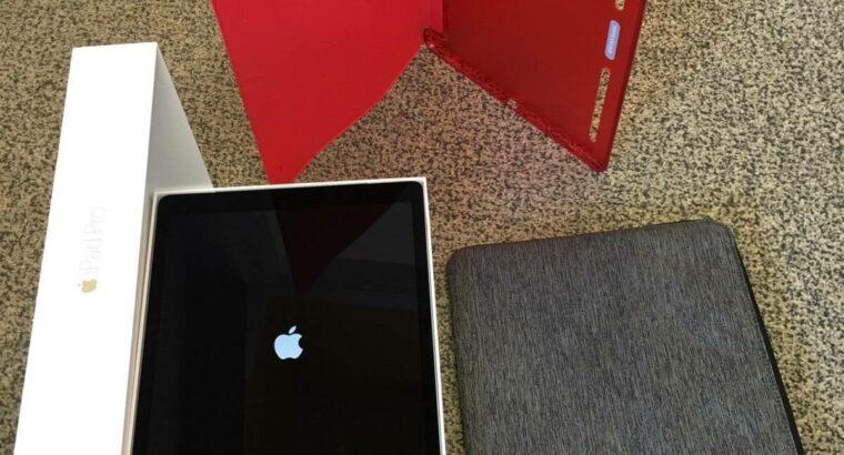 Apple iPad Pro von 128 go, WLAN +4G 12.9 – grau Stern-