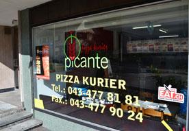 Pizza Picante Wädenswil 043 477 81 81