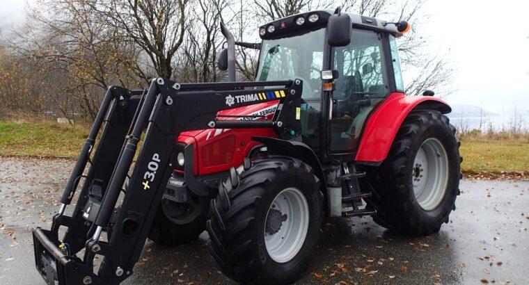 Traktor Massey Ferguson 6455 Dyna6