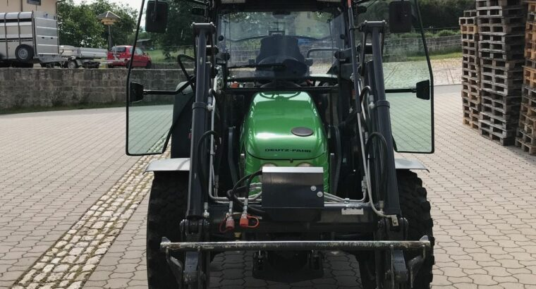 Deutz Fahr Agropuls 67