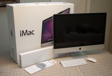 "Apple iMac with Retina 5K display – 27"" LED – Core i5 3.4 GHz – 8 GB RAM"