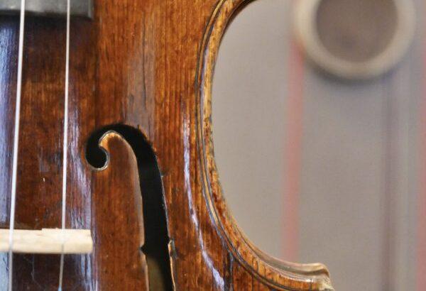 Alte feine Meistergeige 18th century