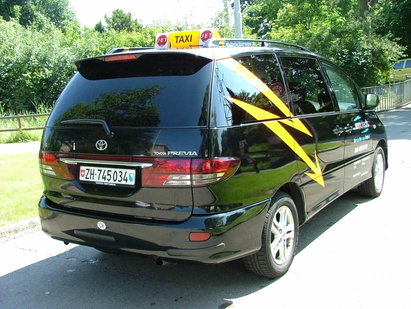 Jet Taxi Bülach – 044 514 55 55