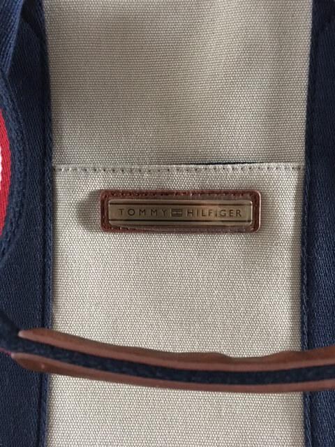 Tommy Hilfiger Tasche zu verkaufen / Selling a Tommy Hilfiger bag