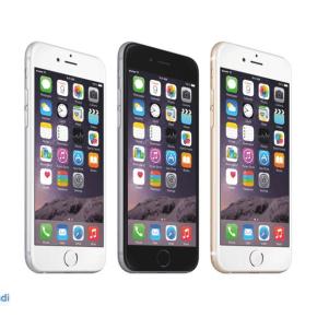 gebrauchte Apple iPhone 6 16 GB 300 Stück günstig