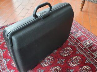 Reisekoffer SAMSONITE OYSTER de 58 cm, schwarz