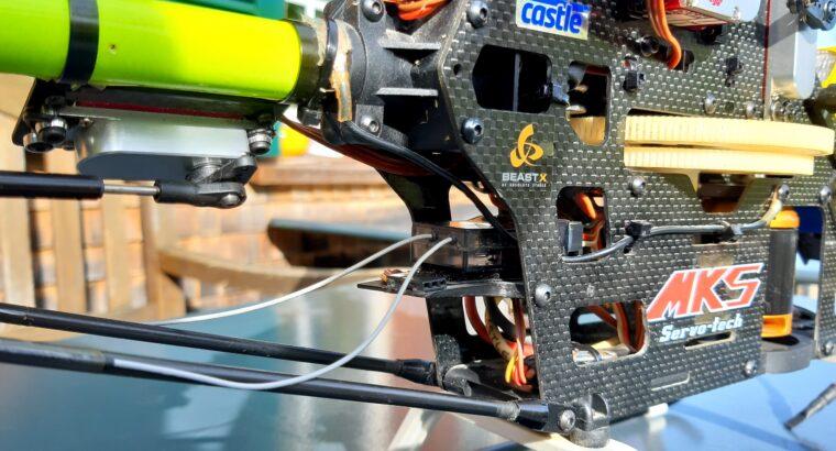 3D Heli T-Rex 500 Pro «Upgradet»