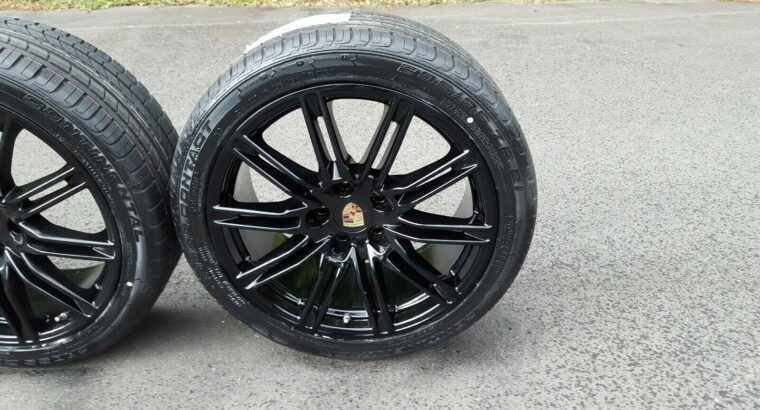 Porsche Cayenne 958 21″ Zoll Sport Edition