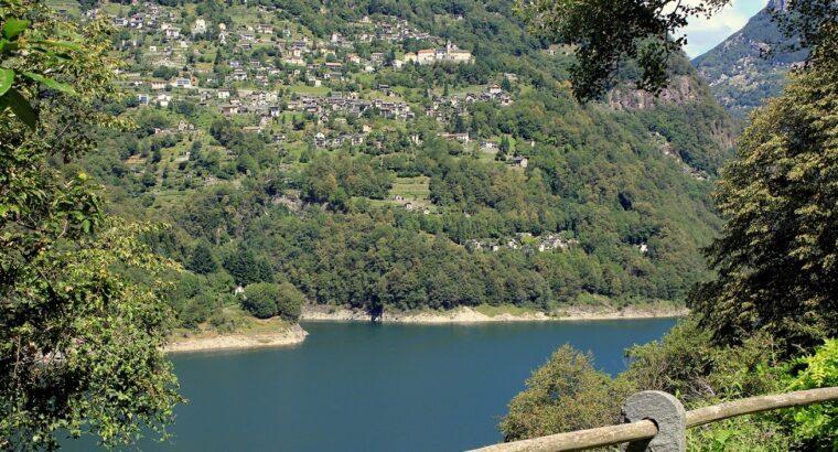 FeWo Tessin. Romantisches Ferien-Rustico bei Locarno