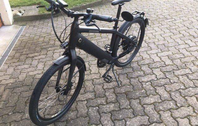 E-Bike Stromer ST1 Platinum schwarzen