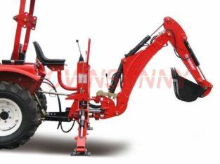 Neue Bagger für Traktor Dreipunktaufhäng