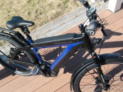 Fahrrad Riese & Müller Supercharger GH Nuvinci