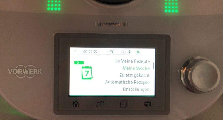 Thermomix TM5 zu verkaufen