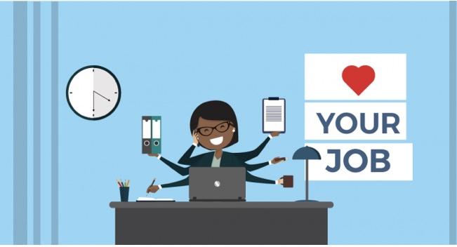 Auf der Suche nach einen neuen Job?