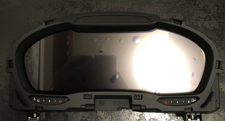 Audi A3 S3 RS3 8V Q2 Virtual Cockpit