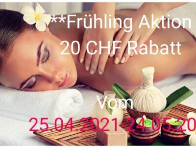 Gesundheit Thai Massage ln Zürich