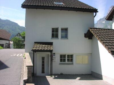 Ein ganzes Haus an ruhiger Lage zu vermieten!