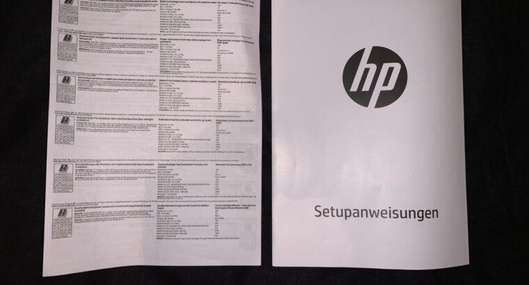Neuer HP Laptop