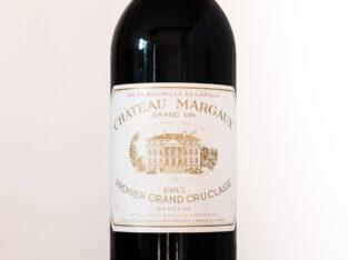 Château Margaux 1985 – Bordeaux – Premier Grand cru classé