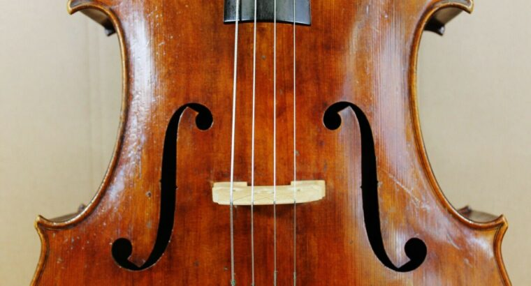 Sehr schön altes Meister Cello