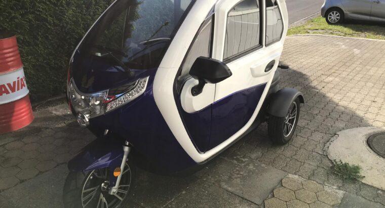 Elektro-Kabinenroller, E-Trike