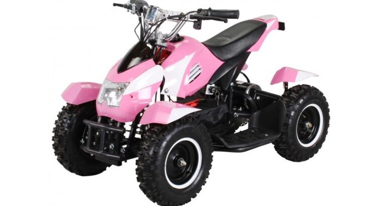 Elektro Kinder Elektro Quad ATV Cobra 800 Watt Pocket