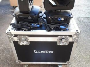 Leddoo CS150 LED Moving Head BSW 150W DMX Spot Beam