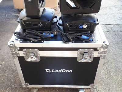 Leddoo CS150 LED Moving Head BSW 150W DMX Spot Beam