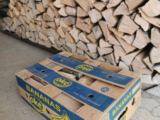 Feuerholz, Brennholz, Ofen und Cheminéeholz inkl. Anfeuerholz