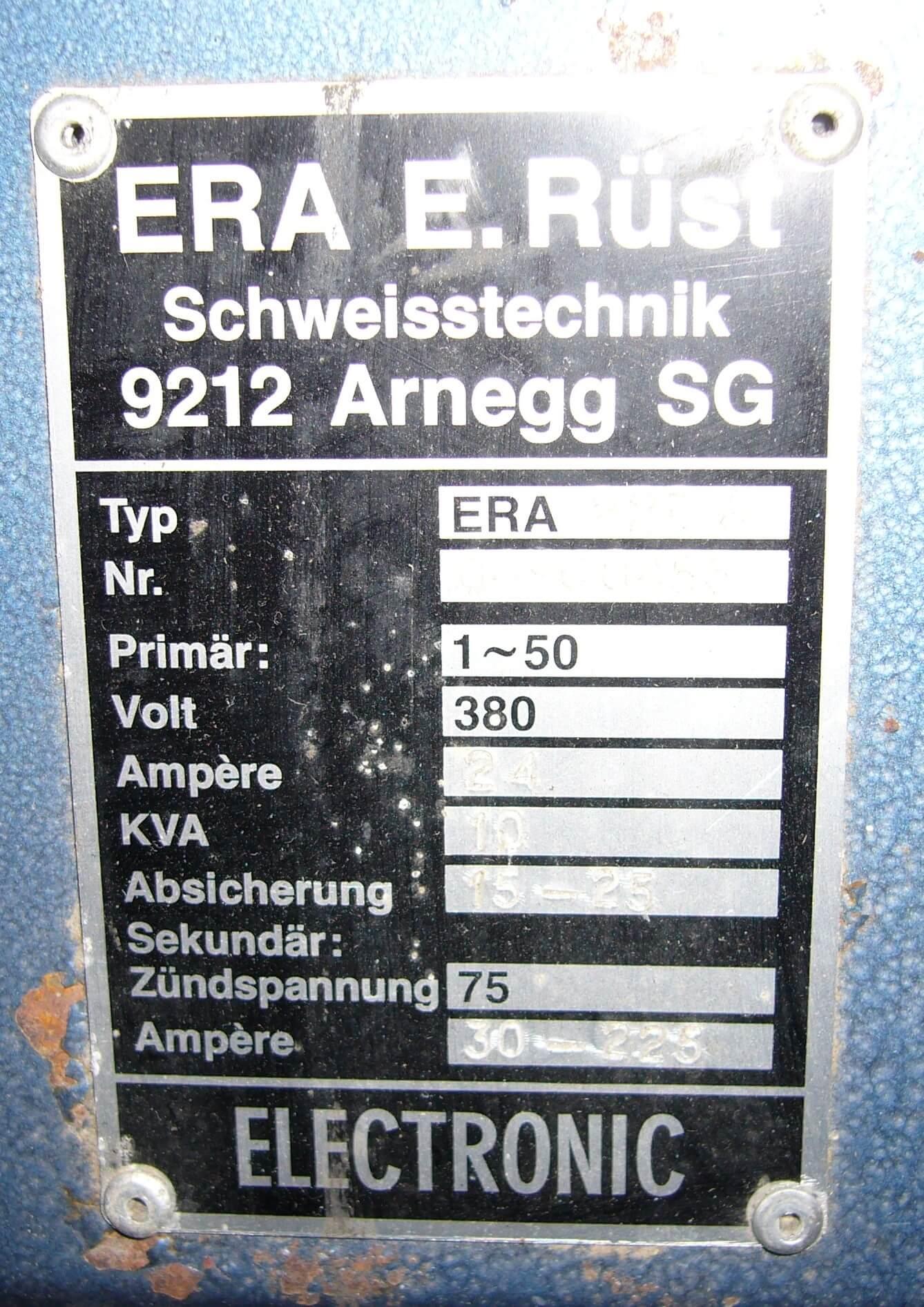 Profi Elektroden Schweiss Gerät
