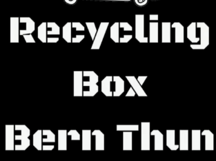 Recycling Box Bern Thun Biel