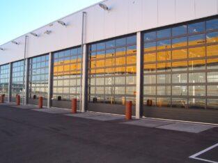 Industrietore, schnelllauftore von Torbau Sissach