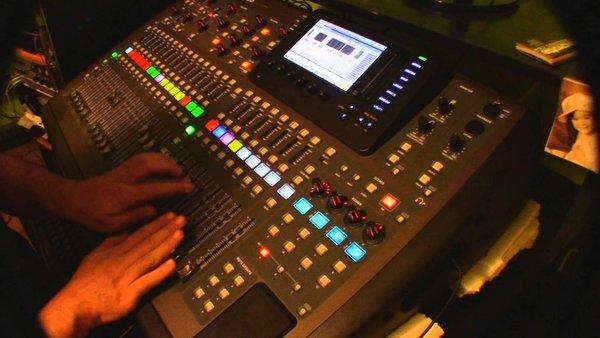 Behringer X32 Yamaha Soundcraft PreSonus Midas Allen & Heath und andere