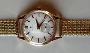 Armbanduhr ZENITH, 18 Karat Gold, für Damen und Herren
