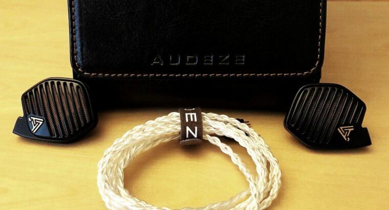 High End In Ear Kopfhörer Audeze LCDi4 inkl. Zubehör neuwertig
