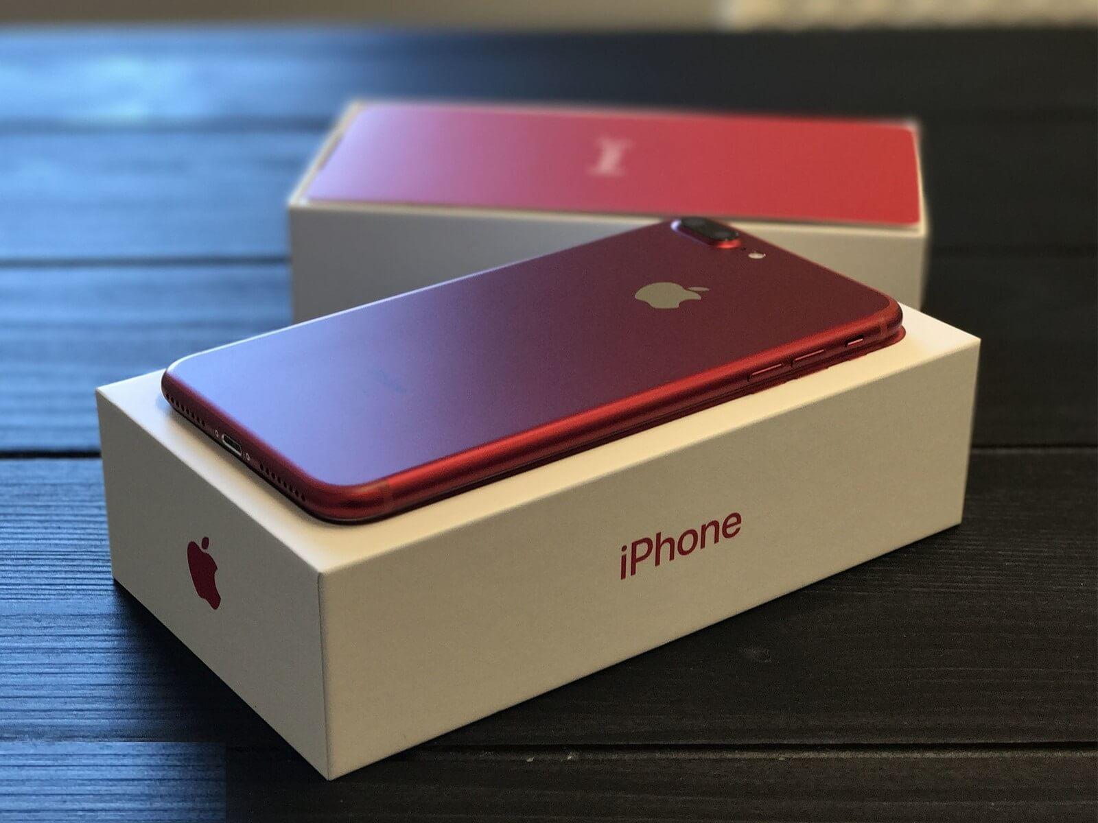 iPhone 7 und iPhone 7 Plus Farbe Rot, Gold, Roségold, Silber, Schwarz, Jet Schwarz