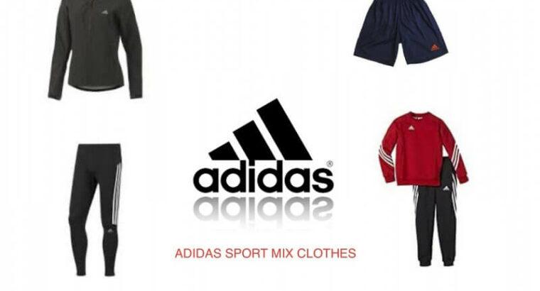 Adidas Kleidung ab 1 EUR Großhandel
