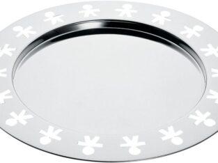 Ovales Alessi-Tablett Girotondo