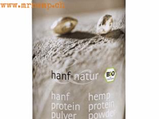 Bio Hanfprotein 450g
