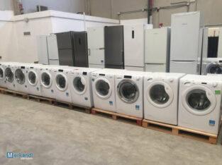 Kühlschränke und Waschmaschinen Outletware Großhandel