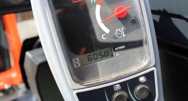 Minibagger Kubota KX 027-4 Baujahr 2018