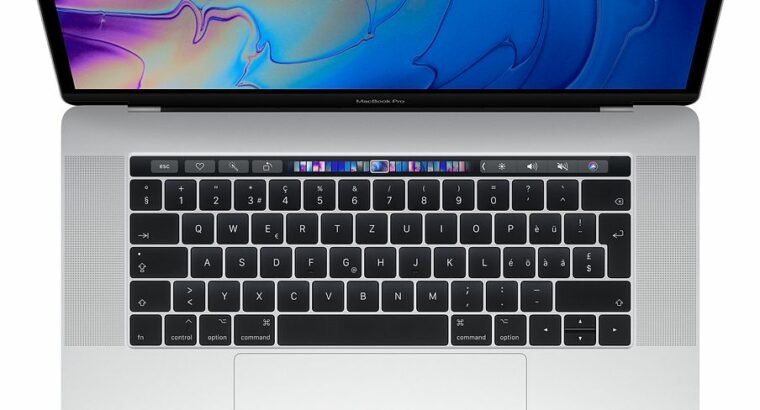 MacBook Pro 15 inch 2018 Max Config ( i9 / 4TB SSD / 32GB)