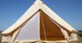 FENEK . SHOP – Luxus Camping Zelt Ø5 Meter