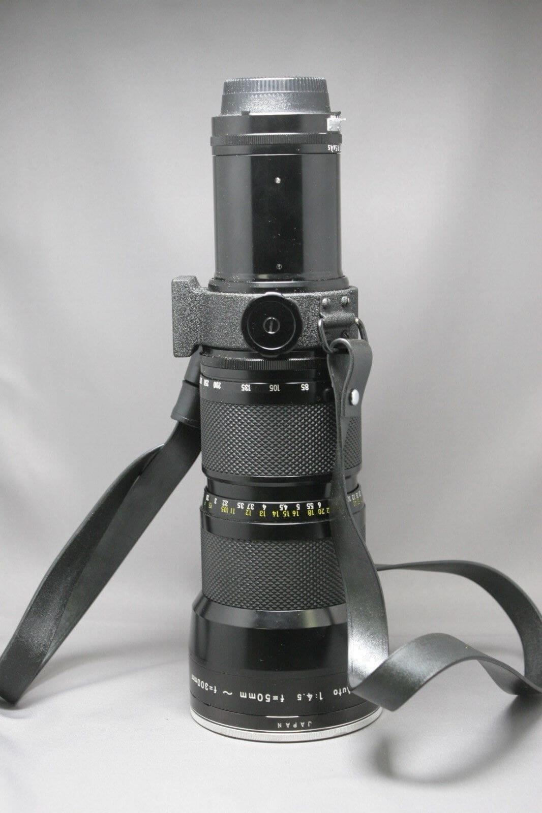 Nikon F 300MM F4.5 Non-Ai 453443